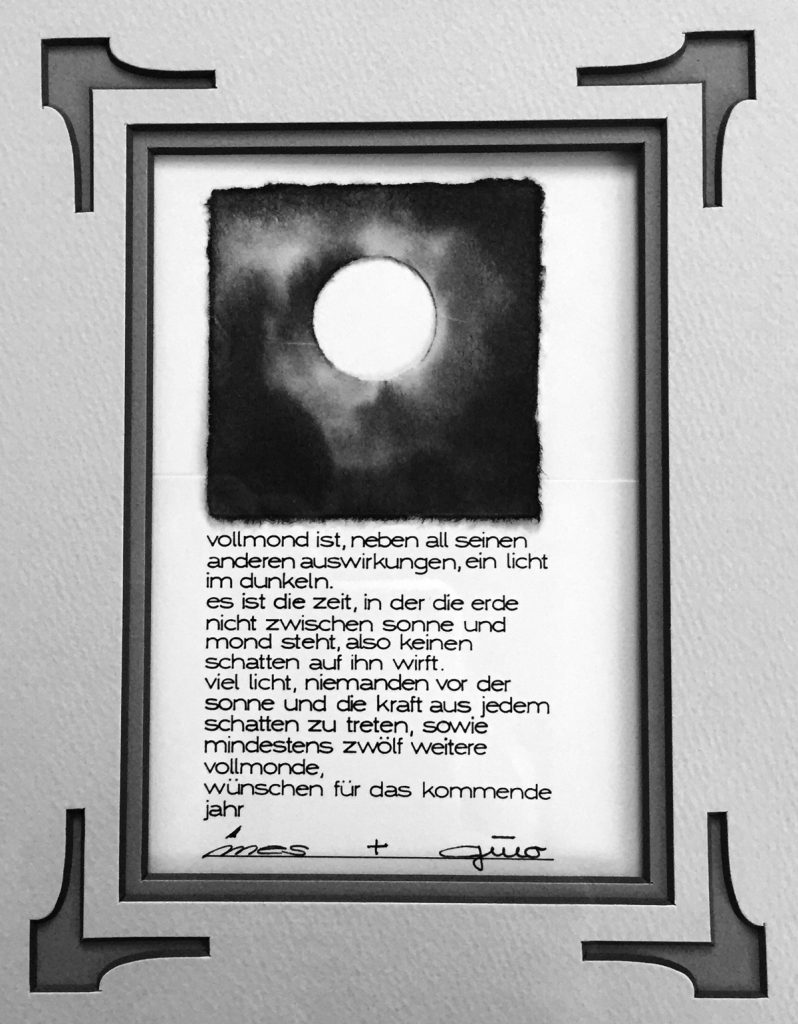 """Ausstellung von Gino Baetscher: """"Letters to Tokyo"""" (LTT)"""