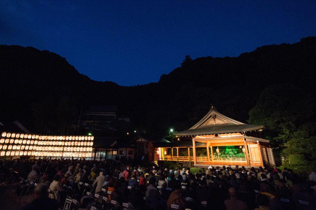 Abendliches-Feuer-No-in-Oyama-3