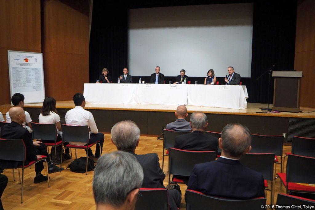 Siebold Symposium 2016: 3. Tag - Deutsch-Japanisches Siebold-Symposium 2016