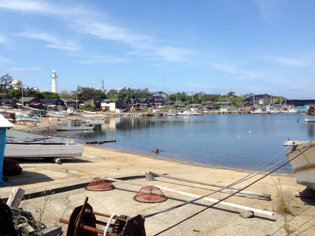 Die Insel Hegura im Mai 2015, eigenes Foto