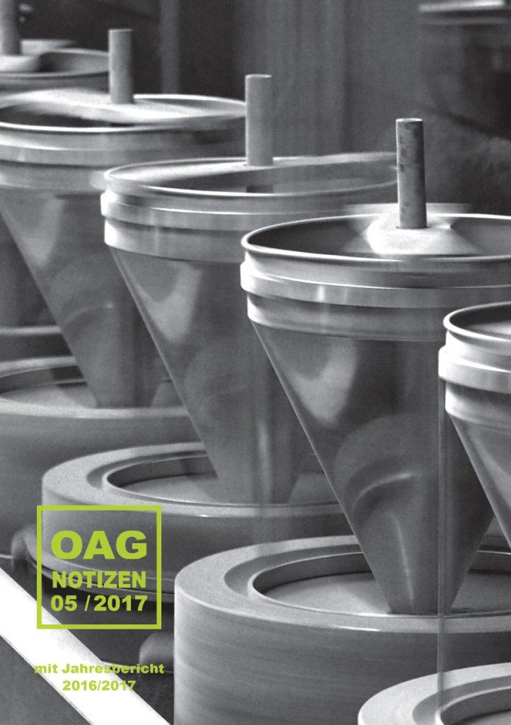 OAG Notizen 1705