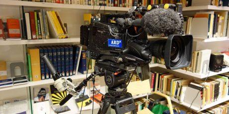 Medienabend mit Uwe Schwering (ARD)