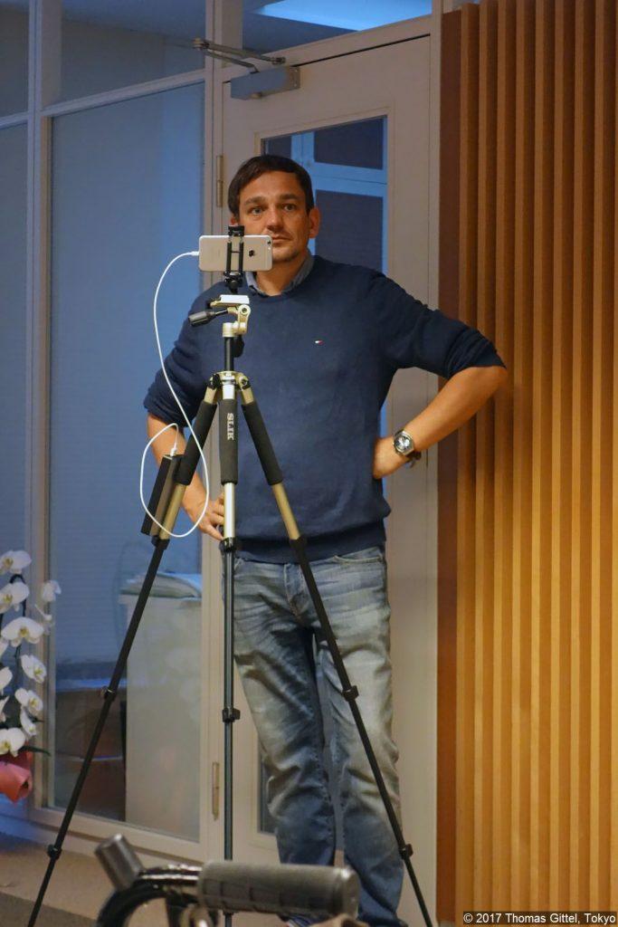 OAG Medienabend mit Uwe Schwering (ARD) (14.6.2017) - Medienabend mit Uwe Schwering (ARD)