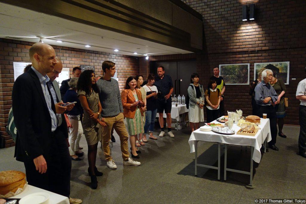 OAG-Ausstellungseröffnung: