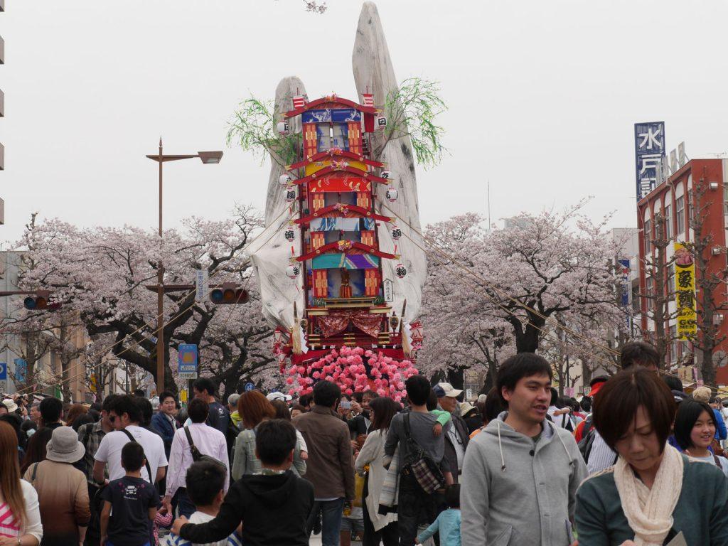 Hitachi Sakuramatsuri - Hitachi Sakura Fest
