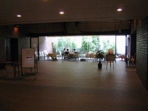 Foyerterrasse