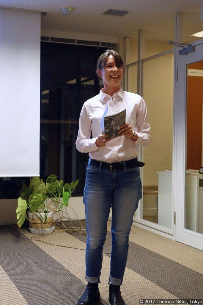 Vortrag: Mori Ōgai Gedenkstätte Berlin (Moderation Luise Kahlow)
