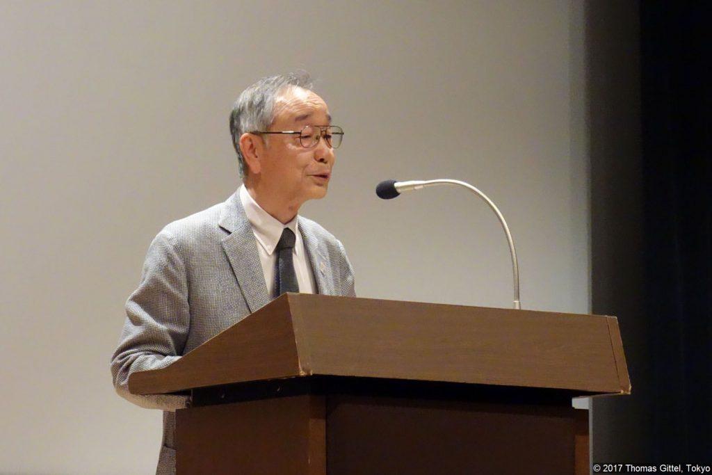 Dr. Kiyoshi OKADA, Executive Vice President, Tokyo Institute of Technology