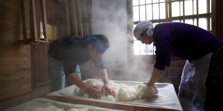 Besichtigung einer Sake- und  einer Shōyu-Brauerei in Kawagoe