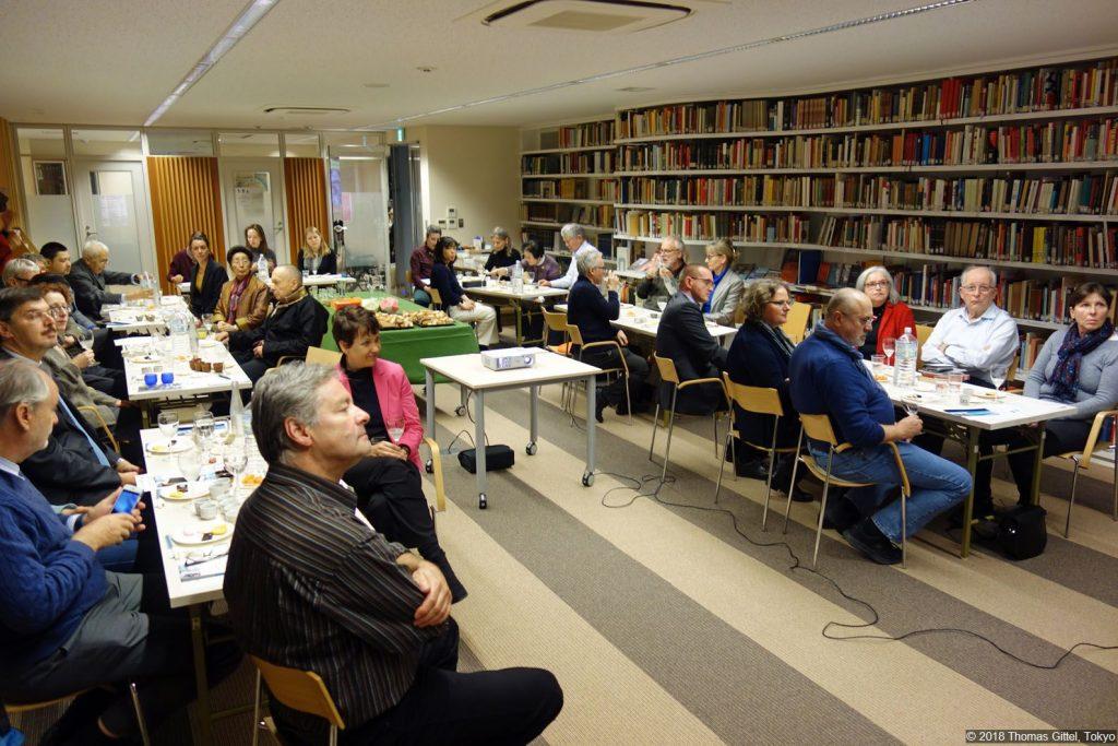 OAG Tokyo, Sake-Verkostung - Ein Hoch auf das Neue Jahr! Vortrag mit Sake-Verkostung