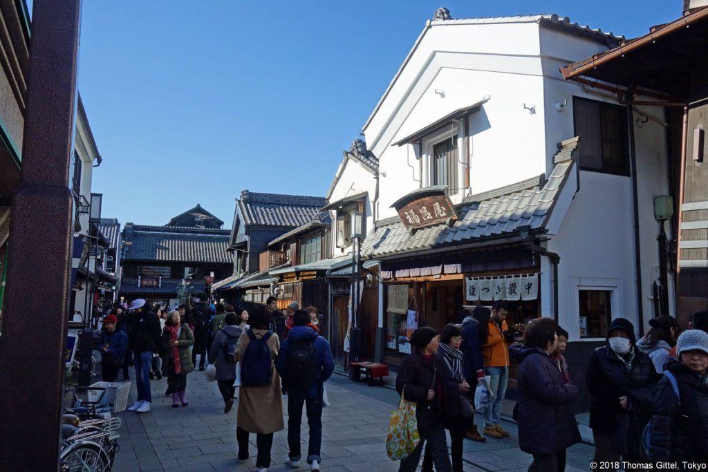 Kawagoe - Besichtigung einer Sake- und Shōyu-Brauerei in Kawagoe