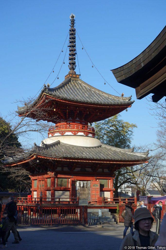 Kawagoe: Kita-in Tahō-Pagode (喜多院・多宝塔) - Besichtigung einer Sake- und Shōyu-Brauerei in Kawagoe