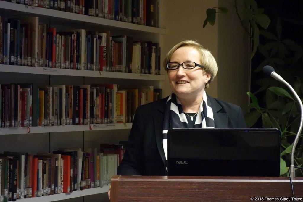 Prof. Dr. Verena Blechinger-Talcott