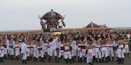 Nacktfest von Ōhara