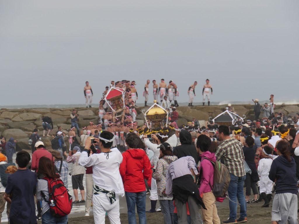 Nacktfest Ohara, Chiba - Nacktfest von Ōhara