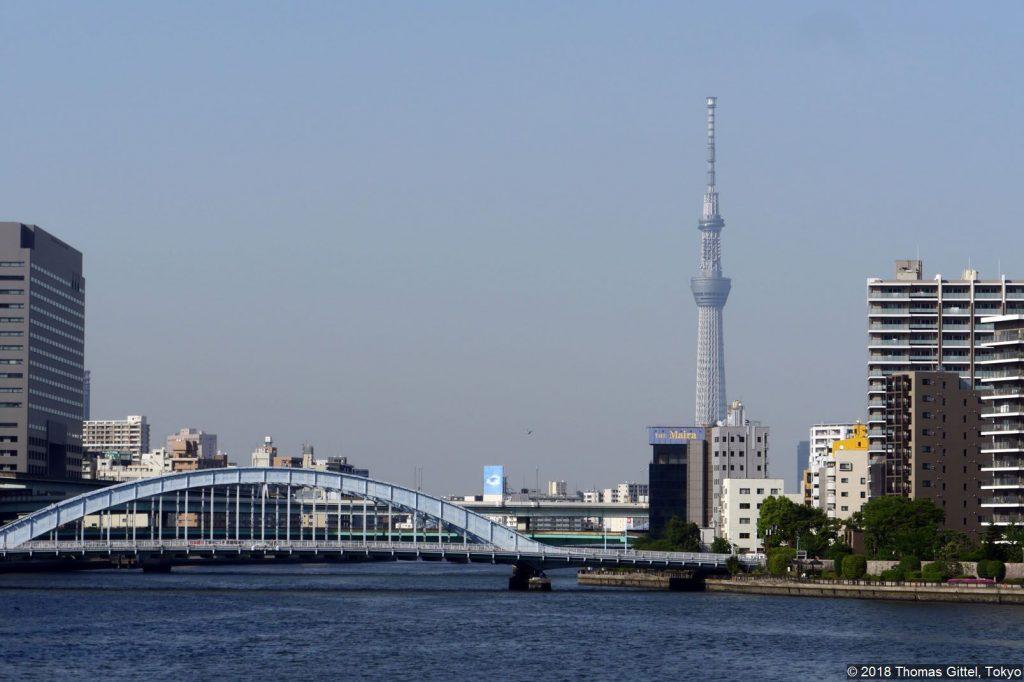 Exkursion: Tokyo Roji Tsukudajima (Sumidagawa & Skytree) - Tokyo Roji ‒ Tsukudajimas Hintergassen zwischen Tradition und Moderne