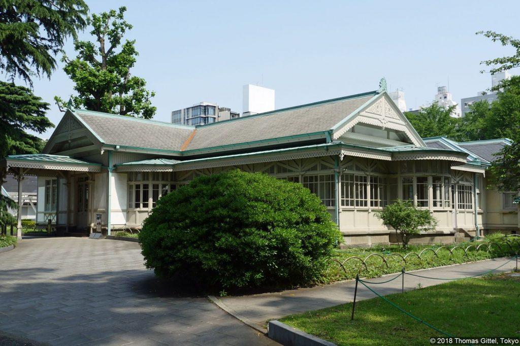 Shinjuku Gyoen (新宿御苑) - Gärtnerische Führung durch den Shinjuku Gyoen