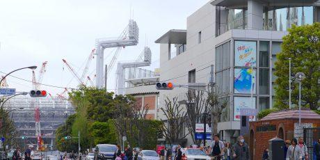 Japan vor den Olympischen Spielen.  Vortrag und Gesprächsabend zum Thema  Öffentlichkeitsarbeit