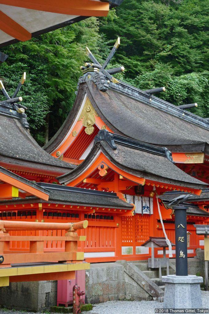 Kumano Nachi Taisha (熊野那智大社)