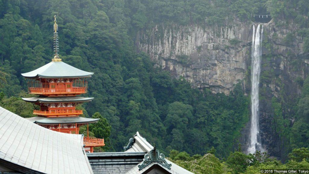 Nachi-no-Ōtaki (那智大滝)