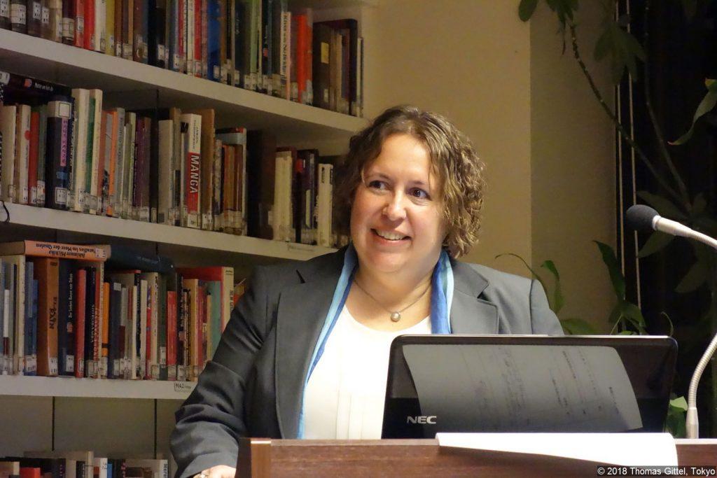 OAG-Vortrag, Prof. Dr. Vogt