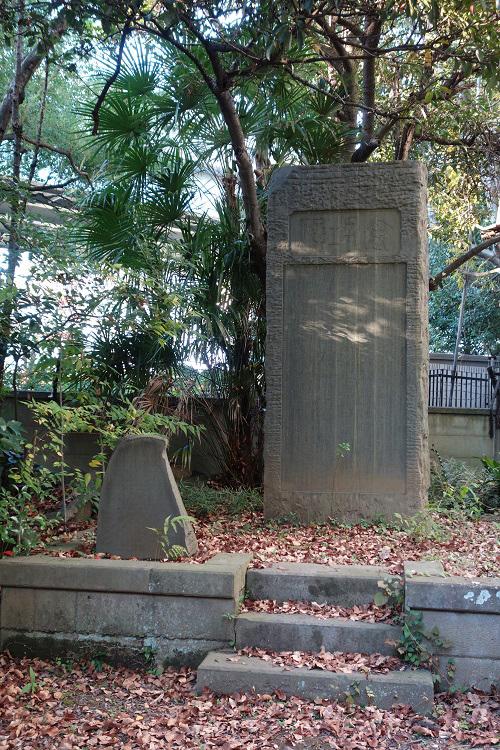 Höhn-Gedenkstein im Mimeguri-jinja Beate Wonde