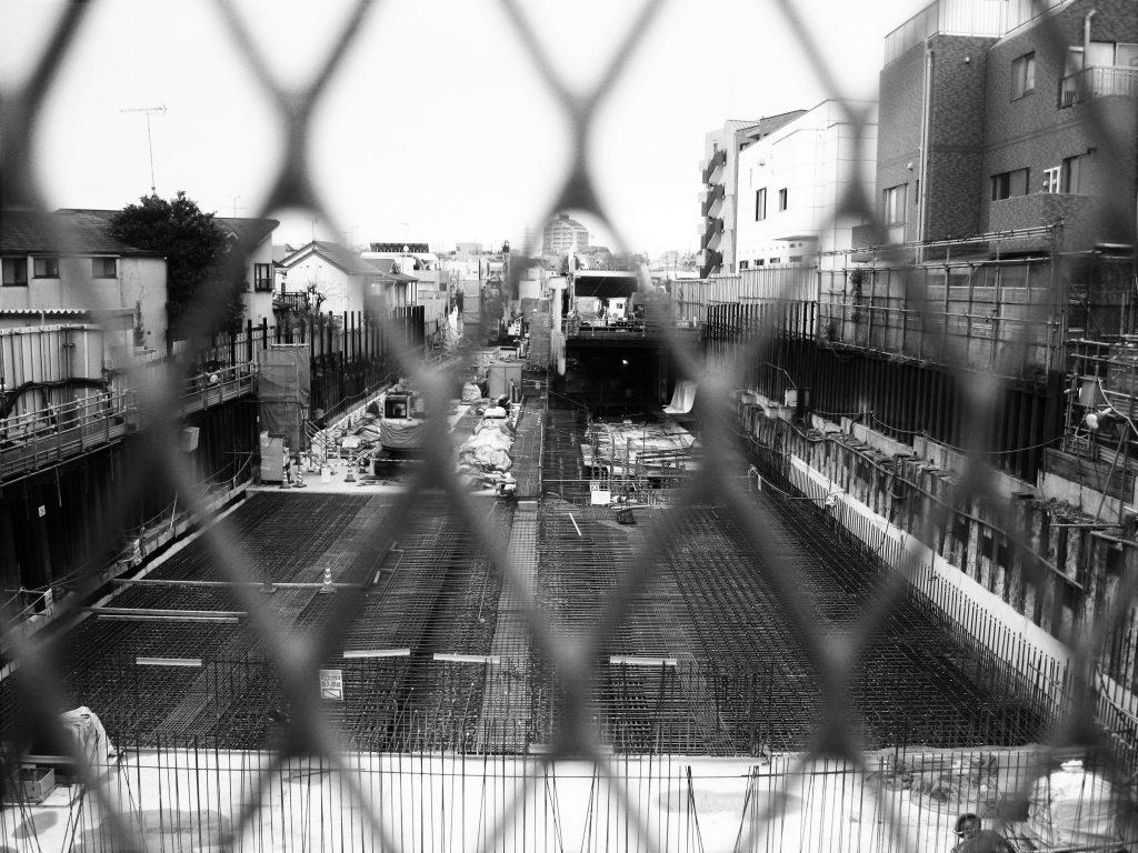 Setagaya_Kitazawa_Zaun