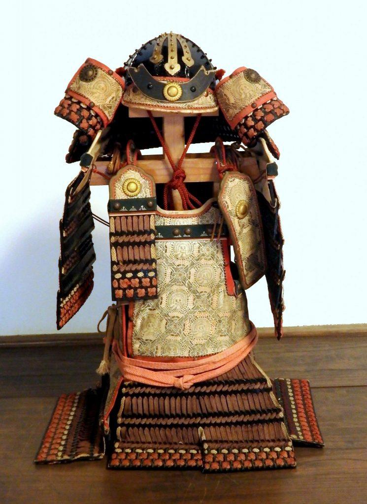 Samurairüstung