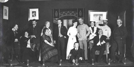 Aus den Fotoalben von Dr. Hans Kühne (1875-1963),  Vizekonsul (1908-1914) und OAG-Mitglied in Yokohama