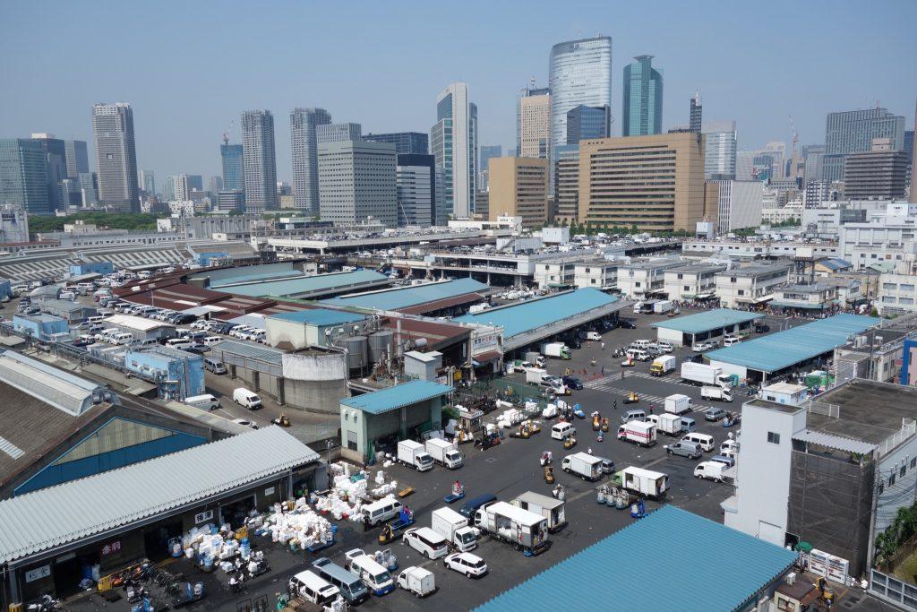Thunfisch auf Tour_Tsukiji 1