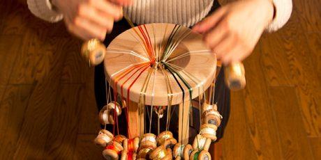 Kumihimo – die Kunst, eine Schnur zu flechten