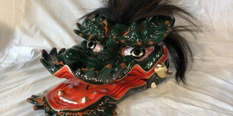 Masken der Götter. Iwami kagura men von Kobayashi Taizō Fällt aus, wird nachgeholt!