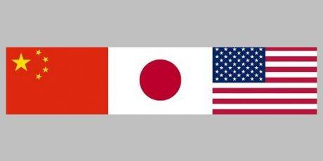 Japan im Spannungsfeld zwischen China und den USA