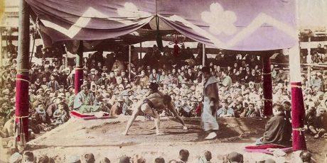 """Verena Hopp: """"SUMO – von Meiji bis Reiwa. Nationalsport im Wandel"""""""