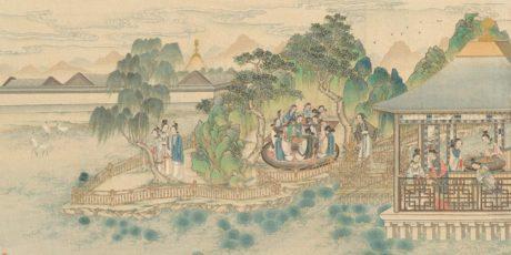 """Marie-Theres Strauss: """"Der Rote Kanon – Umgang der frühen Volksrepublik China mit dem eigenen Kulturgut am Beispiel des Romans Traum der Roten Kammer"""""""