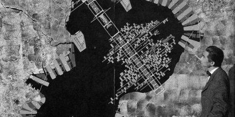 """Eric Häusler: """"Unbegangene Wege:  Urbanisierungsprozesse und Zukunftsvorstellungen im Tokyo der 1960er-Jahre"""""""