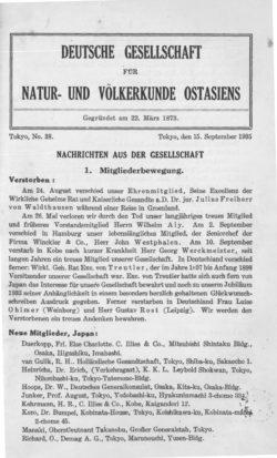 NOAG No. 38 (15. September 1935)
