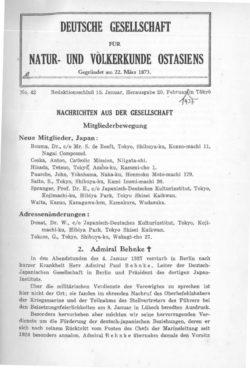 NOAG No. 42 (20. Februar 1937)