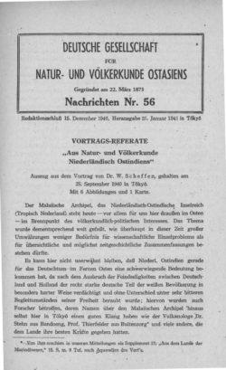 NOAG No. 56 (25. Januar 1941)