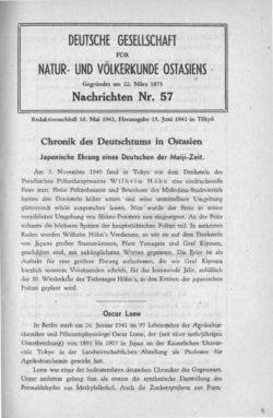 NOAG No. 57 (25. Juni 1941)