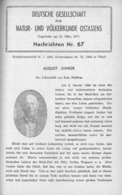 NOAG No. 67 (30. März 1944)
