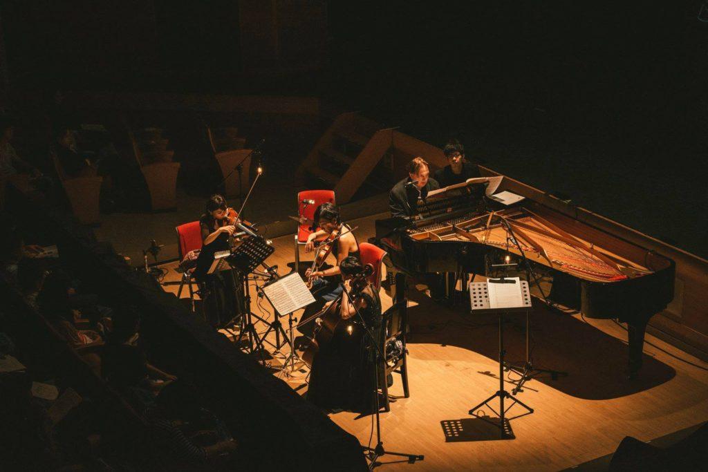 Brahms Quartett c-moll op.60