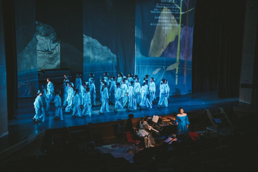 Nago Junior Chor Mendelssohn