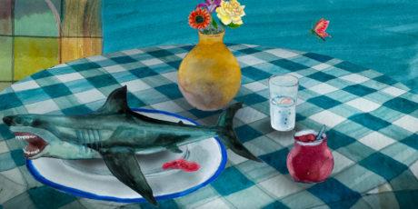 """Gruppenausstellung: """"Der Haifisch / The Shark"""""""
