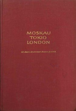 Moskau Tokio London